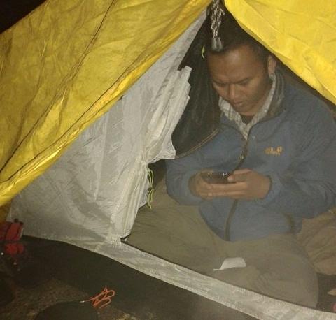camping sikunir