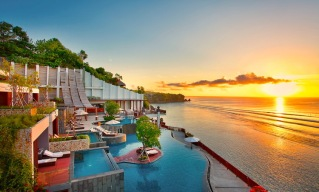 Anantara Uluwatu Resort via thebalibible.com