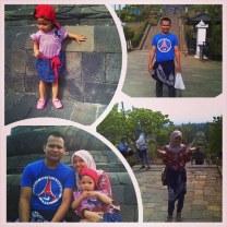 Borobudur magelang jogja