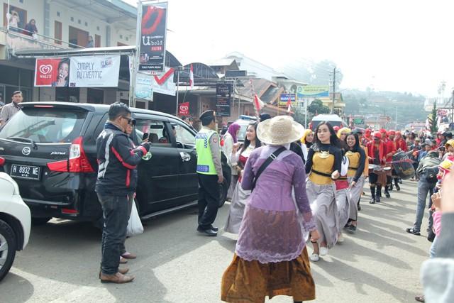 Gelar Budaya Dieng Culture Festival