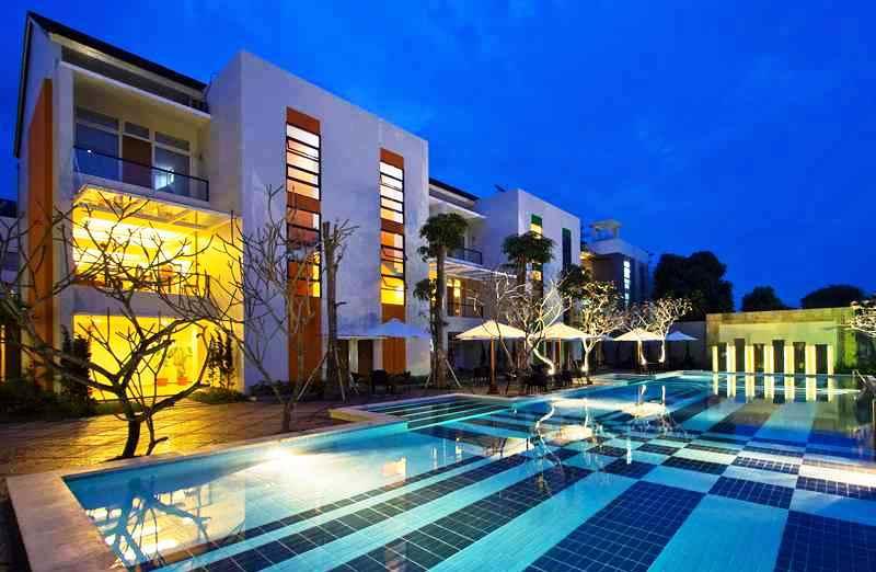Hotel Victoria dekat Malioboro